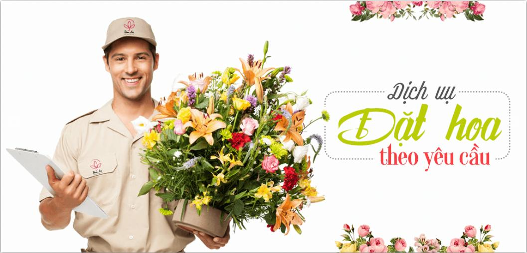Điện hoa Hà nội uy tín | shop hoa tươi Tâm an
