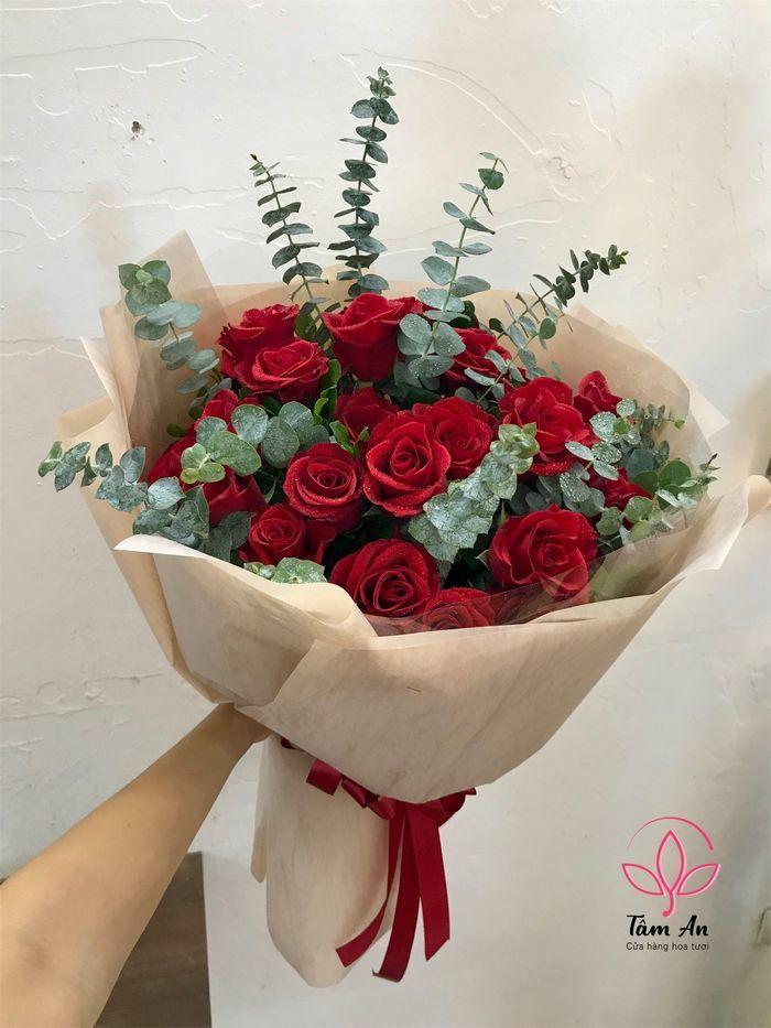 Shop hoa giá rẻ tại Hà nội – Tâm An Flowers